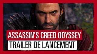 Assassin's Creed Odyssey - Trailer de Lancement [OFFICIEL] VF HD