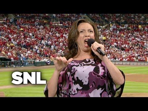 Maya Rudolph anthem