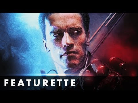 TERMINATOR 2: 3D - Villain To Hero Featurette - Dir. By James Cameron