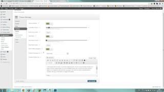 video Division - Fullscreen Portfolio Photography Theme - admin panel.
