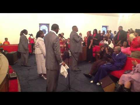 The Anointed Voices Of McRae Ga - Stand Up