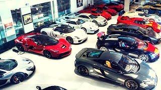 Bill Gates Car Collection ✸ $5,100,000 Million Car Collection ✸ 2019