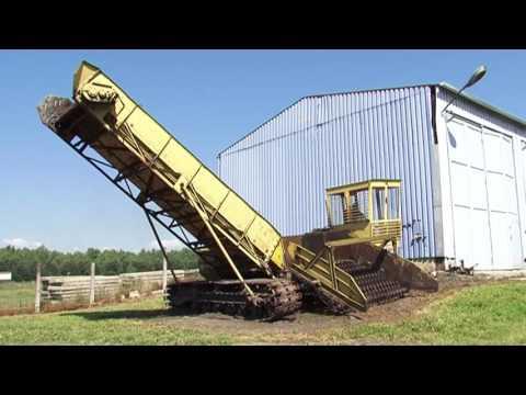 Těžba rašeliny v České republice