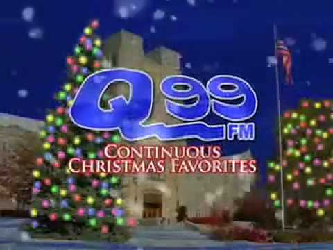Q99 plays All Christmas Music...All the Time!