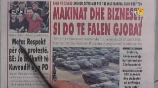 Wake Up, 21 Shkurt 2017, Pjesa 1 - Top Channel Albania - Entertainment Show
