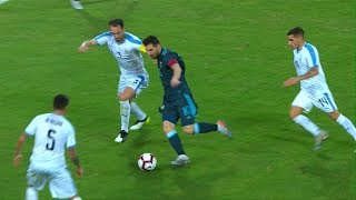 Lionel Messi vs Uruguay | Friendly 2019 HD 1080i