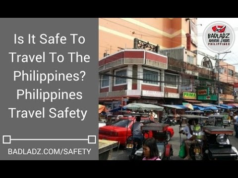 Is It Safe To Travel To The Philippines? Philippines Travel Safety