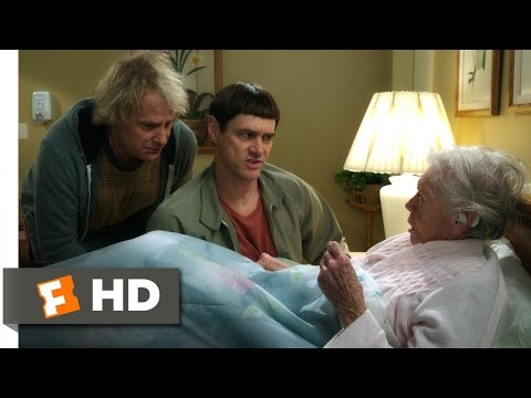 Dumb and Dumber To (8/10) Movie CLIP - Dirty Grandma (2014) HD