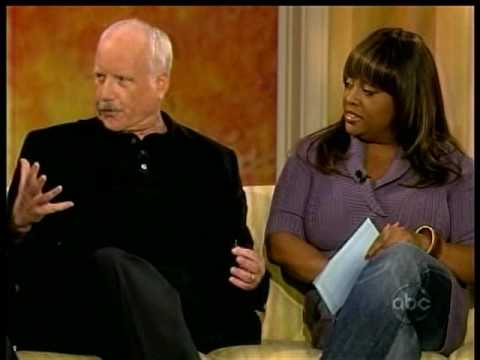 "Richard Dreyfuss on ""The View"" 10/28/2008"