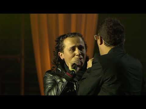 Angel de Luz (Con Toda El Alma En Vivo) (HD) - Juan Fernando Velasco e Israel Brito