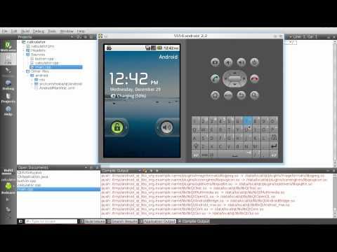 android qt-creator