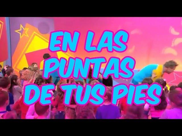 En Las Puntas De Tus Pies - Hi-5 - Temporada 12 Canción De La Semana