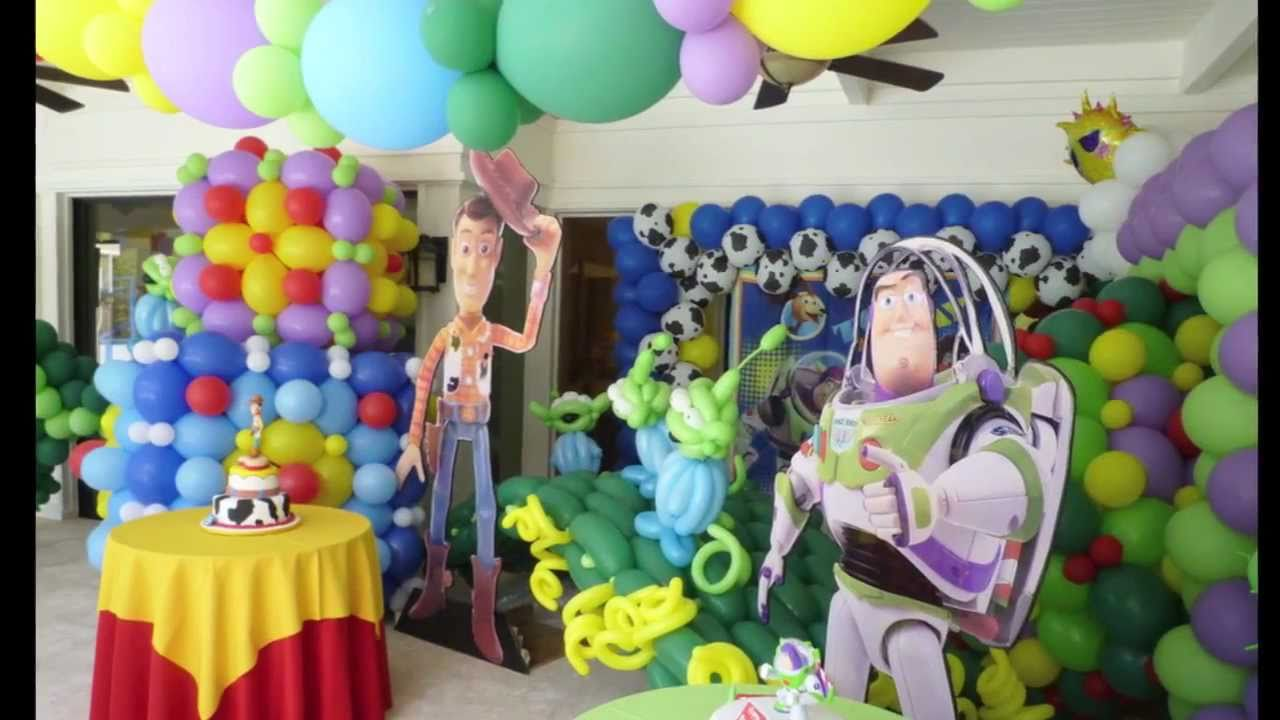 TOY STORY THEME EVENT DECORATION DreamARK Events Www