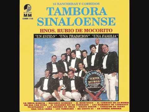 Clarinete Polka Banda Hermanos Rubio De Mocorito