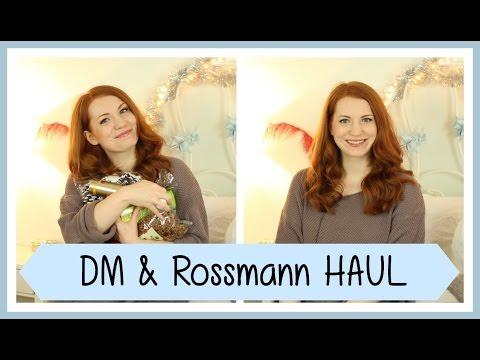 DM & Rossmann HAUL I Pflege Und Deko
