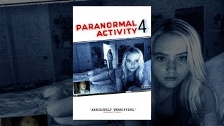 Paranormal Activity 4 - Paranormal Activity 4 (Unrated)