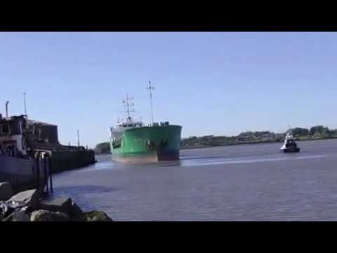 GLASSON DOCK SHIPPING.