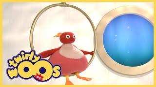 Twirlywoos Türkçe   Aşağı   Sezon 1 Bölüm 23   Çocuklar İçin Çizgi Filmler