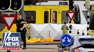 Netherlands tram shooting suspect arrested, police say