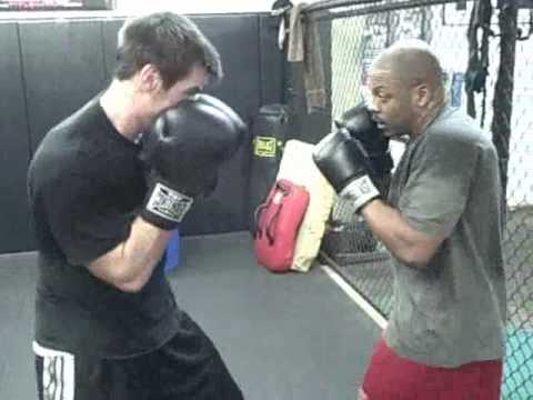 Boxing Defense Secrets Workout -Slip Drill Tip. Image 1