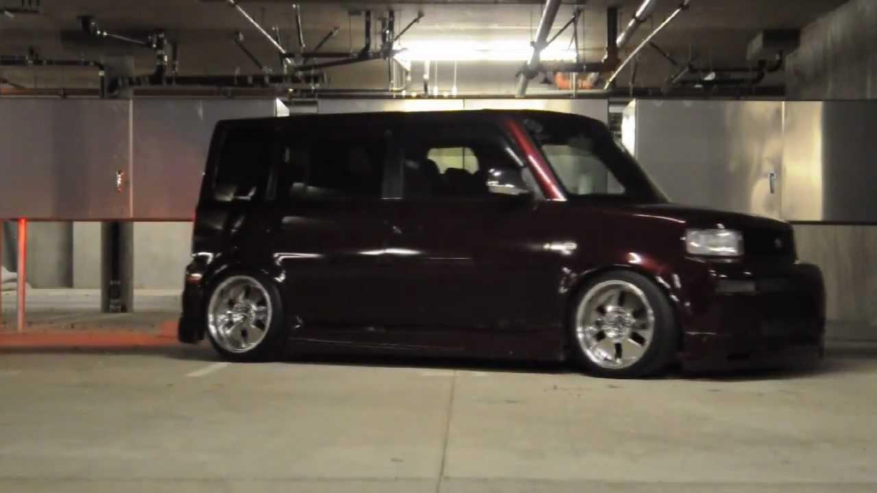 Hellaflush Fatlace Illiest Scion Xb Toyota Bb Youtube