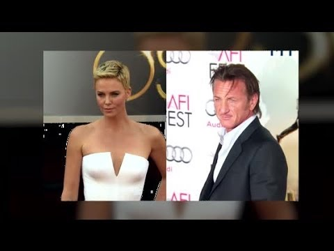 Charlize Theron and Sean Penn Spotted Buying Flowers