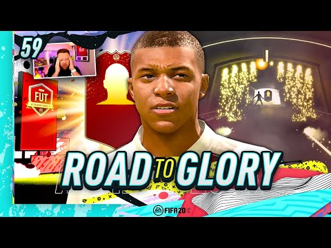 FIFA 20 ROAD TO GLORY #59 - THE DAY HAS COME!