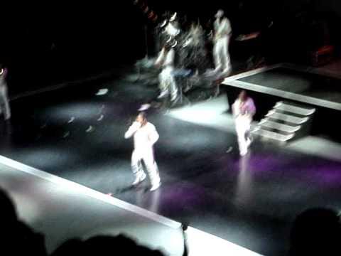Ricky Martin, MAS Tour – La Booombaa