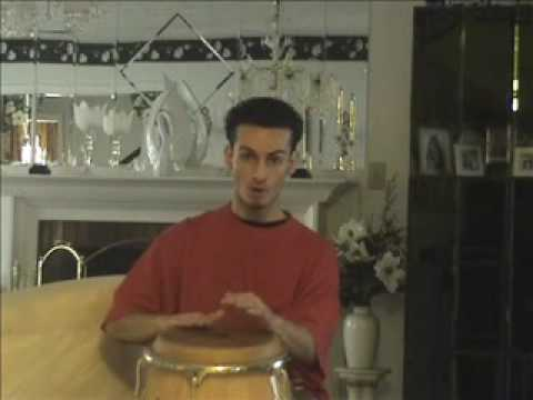 How to Play Congas - Conga Lesson 5: Basic Tumbao Variations Salsa- Nate Torres Music Videos