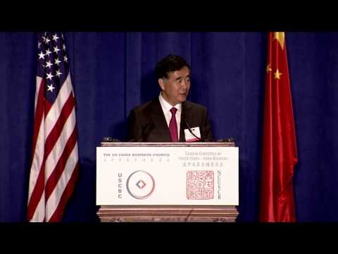 Dinner Honoring the U.S.-China Strategic & Economic Dialogue