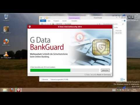 G Data Internet Security 2014 Review - QSO4YOU Tech #Tutorial