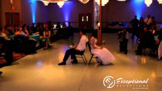 Wedding Newlywed Game with Questions from the Guests