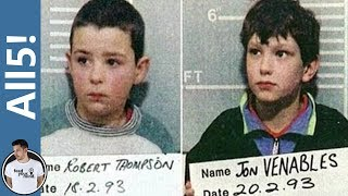 5 Children Who Are Brutal Killers!