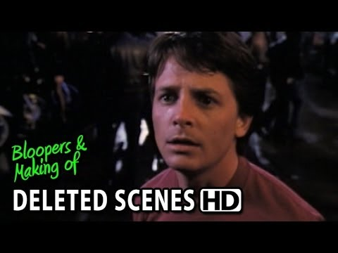 Back To The Future Part II (1989) Deleted, Extended & Alternative Scenes