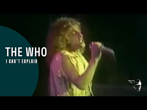 The Who - I Can't Explain (Live @ Texas, 1975)