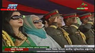 Victory Day Parade(Our national anthem)