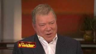 Download William Shatner talks new Star Trek Abrams Chris Pine