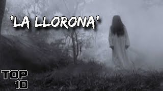Top 10 Scary Ghost Urban Legends