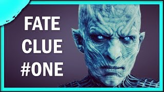 Night King: this Clue is ONLY in the books