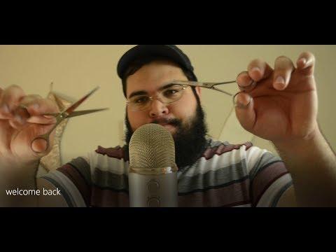 ASMR welcome back sound assortment