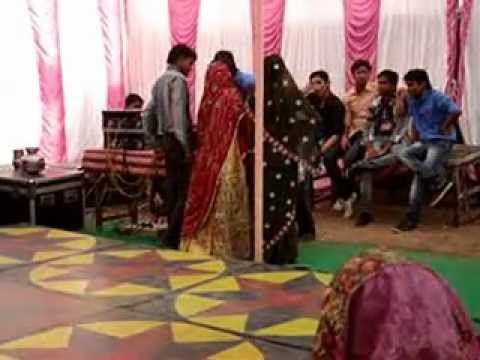 Dheeraj Ktariya Dance With  Lal Lal Kurti M Gora Sa Badan video