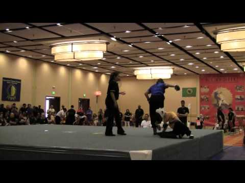Calvin Chin's Martial Arts Academy (CCMAA) Fight Team