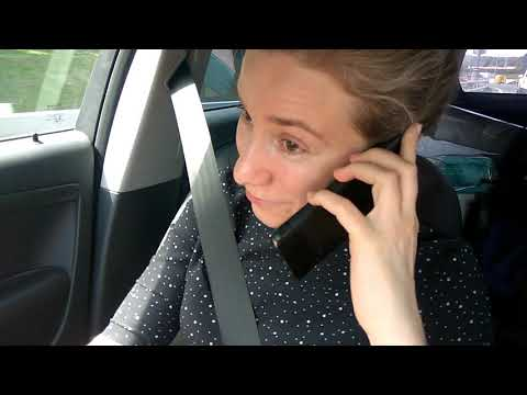"Как противостоять силовому давлению: разъяснения ""Афише"" по телефону, съемка в машине, лето"