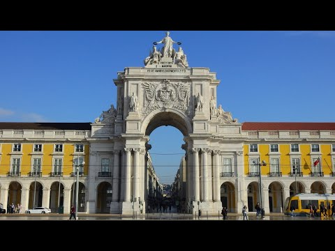 Lisbon in Portugal tourism - Lisboa Portugal turismo - travel film about Portuguese capital