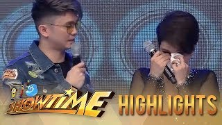 It's Showtime: Vhong Navarro gets emotional after remembering how Amy Perez helped his father before