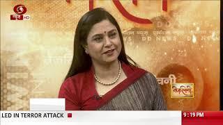 Tejasvini : An interaction with BK Shivani