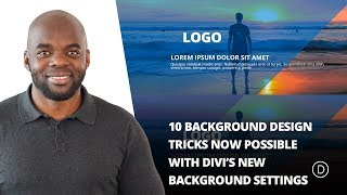10 Background Design Tricks Now Possible with Divi's New Background Settings