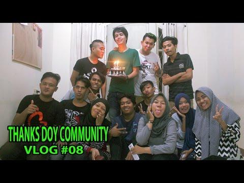 KEJUTAN DARI DOY COMMUNITY RELOG #08