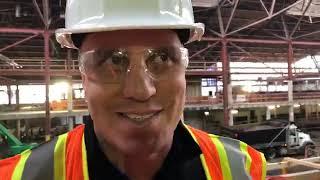 A tour inside the construction of the new St. Louis Aquarium at Union Station