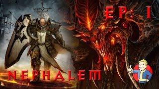 LA HISTORIA DE DIABLO EP1: NEPHALEM  (EN ESPAÑOL)
